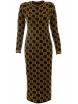 Плетена рокля Фиорела А-4
