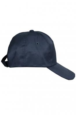 Дамска шапка с козирка SITY тъмно синя