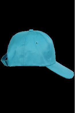 Дамска шапка с козирка SITY тюркоаз