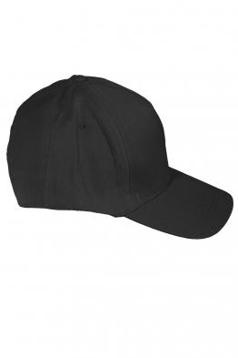Дамска шапка с козирка SITY черна