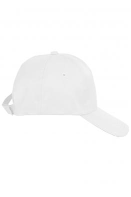 Дамска шапка с козирка SITY бяла