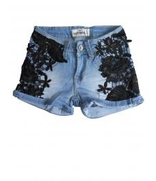 Дънкови къси панталони С 10242
