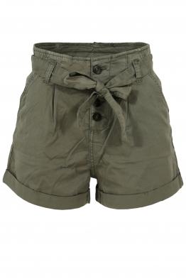 Дамски къси панталони LC 623 каки