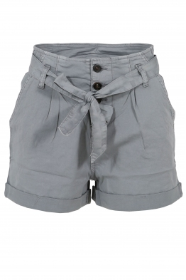 Дамски къси панталони LC 623 сиви