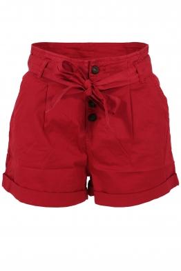 Дамски къси панталони LC 623 червени
