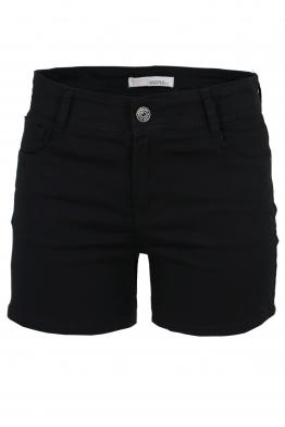 Дамски къси панталони MG 373-13 черни