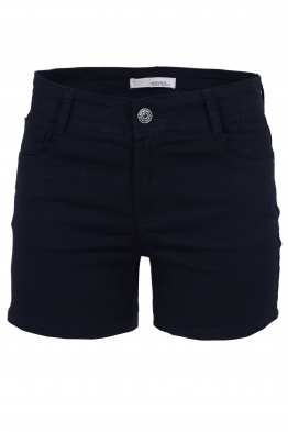 Дамски къси панталони MG 373-68 тъмно сини