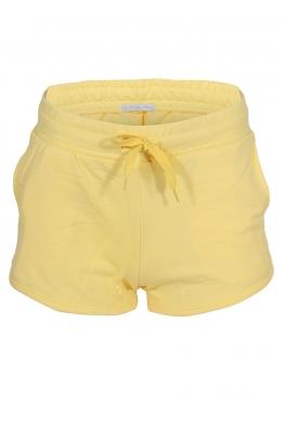 Дамски шорти 0902 млечно жълти