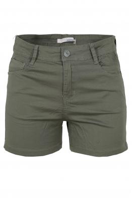 Дамски къси панталони MG 373 зелени