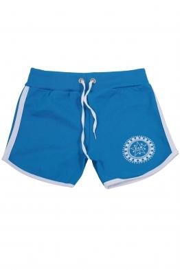 Дамски шорти SPORT кралско сини