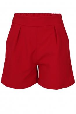 Дамски шорти PARIS червени