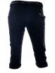 Дамски панталон капри H261 тъмно син