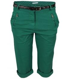 Дамски бермуди КЛАРА зелени