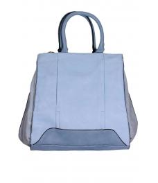 Чанта F 1029 светло синя