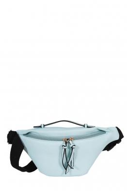 Дамска чанта за кръста JX22 мента