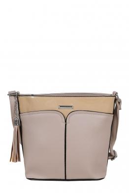 Дамска чанта 6773 капучино