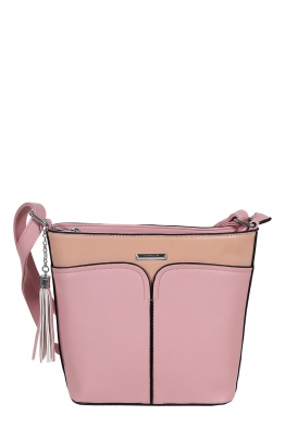Дамска чанта 6773 розова