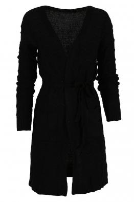 Дамска жилетка САМАНТА  B-1 черна