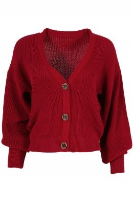 Дамска жилетка ANABEL червена