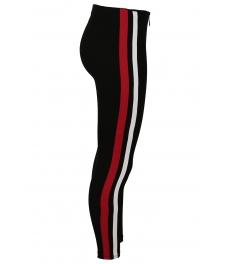 Дамски клин RUN с червен кант