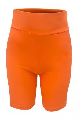 Дамски клин FIT оранж неон