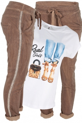 Дамски комплект REAL GIRL A-1