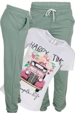 Дамски комплект HAPPY TIME A-2