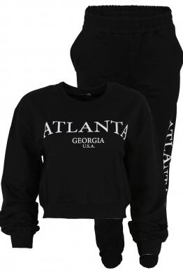 Дамски комплект ATLANTA черен