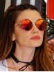 Дамски слънчеви очила 0002-2 огледални