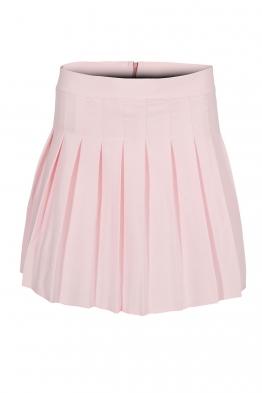 Къса пола плисирана АДМИРАЛ розова