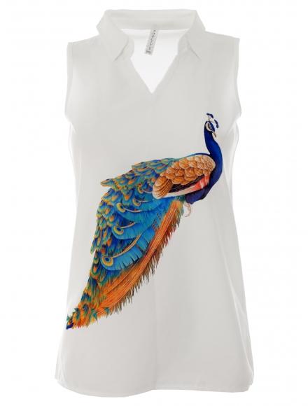 Дамска блуза ПАУН