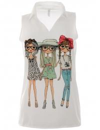 Дамска блуза COOL GIRLS