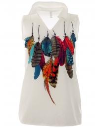 Дамска блуза FEATHER