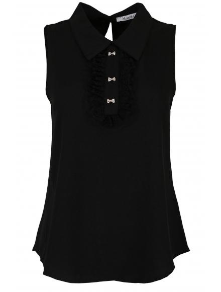 Дамска блуза 959 черна