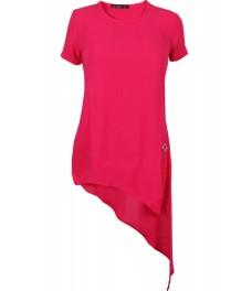Дамска блуза КУУЛ цикламена