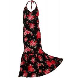 Дълга рокля ЕЛИЗАБЕТ А - 1