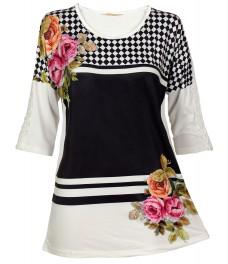 Дамска блуза РОСАЛИ  бяла