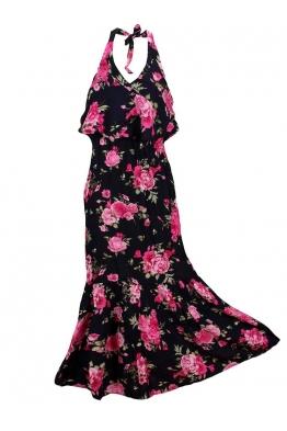 Дълга рокля ЕЛИЗАБЕТ А - 2
