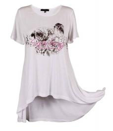 Дамска блуза СПРИНГ бяла
