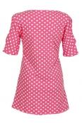 Дамска блуза АДЕЛ точки  А - 5