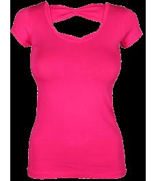 Дамска блуза БЕЛВЮ В -1 цикламена