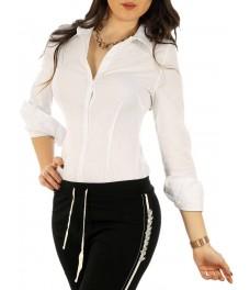Дамска риза боди G9232 сет02