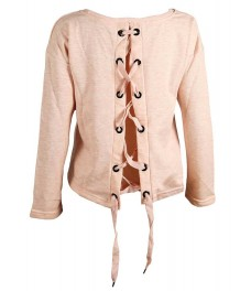 Дамска блуза ПУЛС А -2 бледо розова