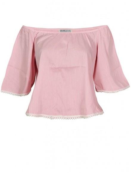 Дамска блуза РИАНА розова