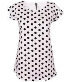 Дамска блуза РЕНЕ бяла