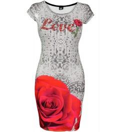 Дамска рокля АМБЪР