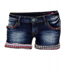 Дънкови къси панталони K 362