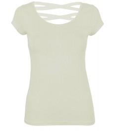 Дамска блуза БЕЛВЮ екрю