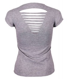 Дамска блуза БЕЛВЮ А -1 сива