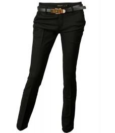 Дамски панталон 3405 черен